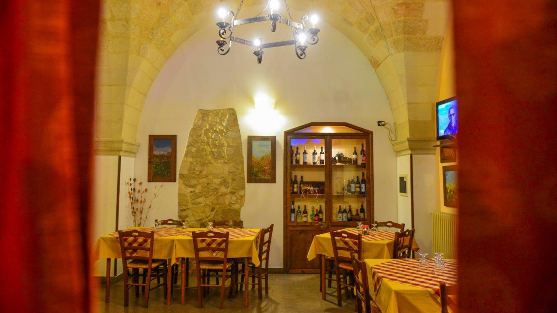 Pizza Restaurant Corte Micali Martano